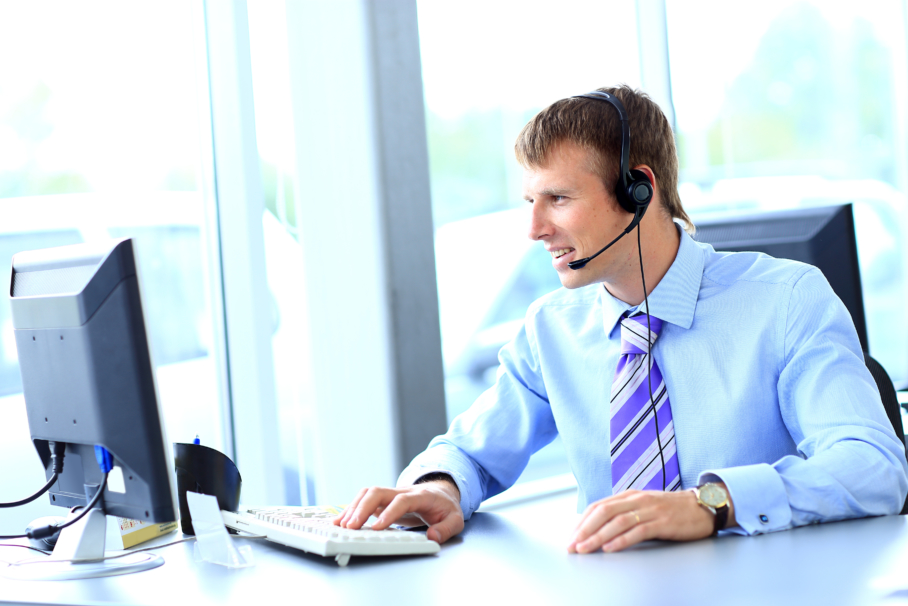 Image of Call Center Team Lead