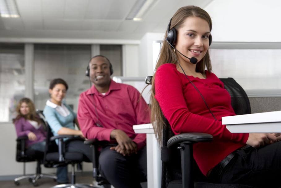 Image of Customer Service Representative